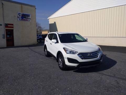 2016 Hyundai Santa Fe Sport for sale at J'S MAGIC MOTORS in Lebanon PA