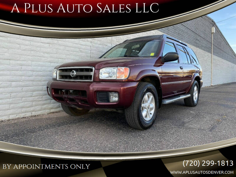 used 2002 nissan pathfinder for sale carsforsale com used 2002 nissan pathfinder for sale