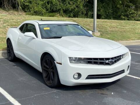 2013 Chevrolet Camaro for sale at Stearns Ford in Burlington NC