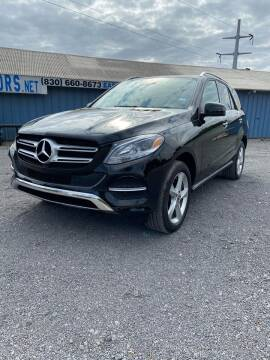 2018 Mercedes-Benz GLE for sale at K & B Motors LLC in Mc Queeney TX