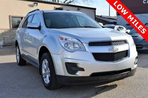 2015 Chevrolet Equinox for sale at LAKESIDE MOTORS, INC. in Sachse TX