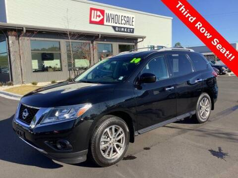 2014 Nissan Pathfinder for sale at Wholesale Direct in Wilmington NC