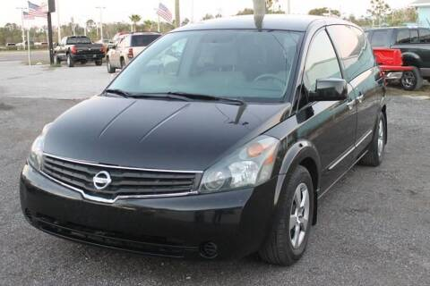 2008 Nissan Quest for sale at Excellent Autos of Orlando in Orlando FL