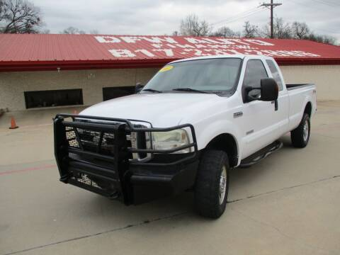 2007 Ford F-250 Super Duty for sale at DFW Auto Leader in Lake Worth TX