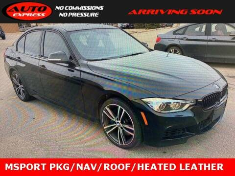 2017 BMW 3 Series for sale at Auto Express in Lafayette IN