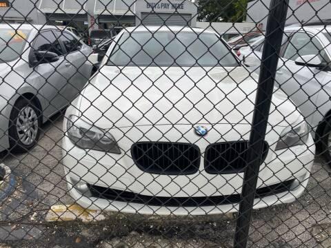2012 BMW 5 Series for sale at America Auto Wholesale Inc in Miami FL