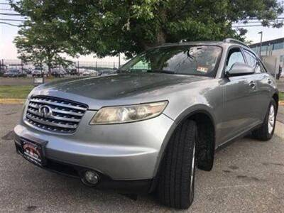 2004 Infiniti FX35 for sale at Millennium Auto Group in Lodi NJ