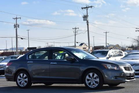 2010 Honda Accord for sale at Broadway Garage of Columbia County Inc. in Hudson NY
