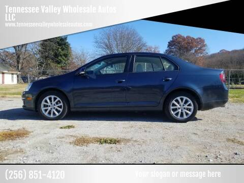2010 Volkswagen Jetta for sale at Tennessee Valley Wholesale Autos LLC in Huntsville AL