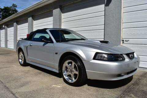 2003 Ford Mustang for sale at Advantage Auto Group Inc. in Daytona Beach FL