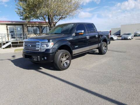 2014 Ford F-150 for sale at Revolution Auto Group in Idaho Falls ID