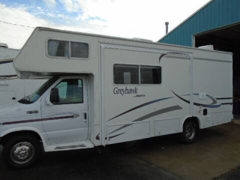 2002 Jayco Grey Hawk 26SS for sale at Lee RV Center in Monticello KY