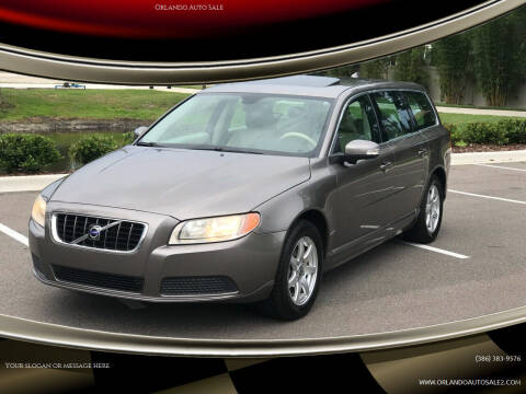 2008 Volvo V70 for sale at Orlando Auto Sale in Port Orange FL