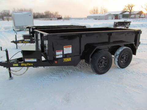 2021 Big Tex 10' DUMP TRAILER