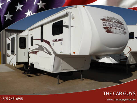 2009 Heartland Sundance 3300 SKTS  for sale at The Car Guys in Atlantic IA