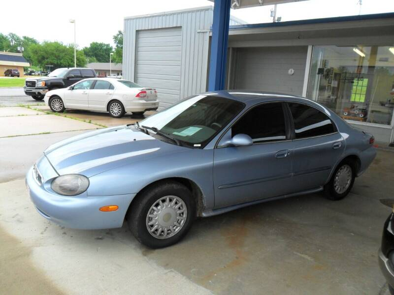 1998 Mercury Sable for sale at C MOORE CARS in Grove OK