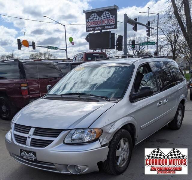 2006 Dodge Grand Caravan for sale at Corridor Motors in Cedar Rapids IA