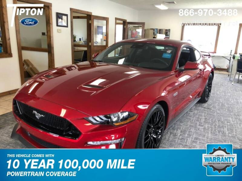 2021 Ford Mustang for sale in Tipton, IN