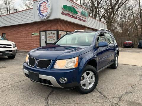2008 Pontiac Torrent for sale at GMA Automotive Wholesale in Toledo OH