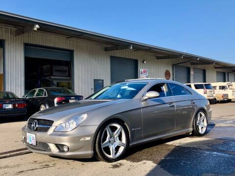 2006 Mercedes-Benz CLS for sale at DASH AUTO SALES LLC in Salem OR