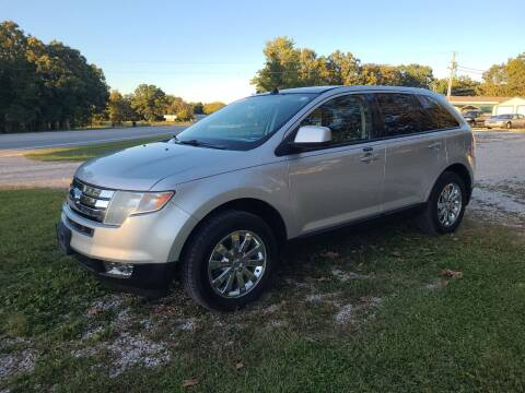 2009 Ford Edge for sale at Moulder's Auto Sales in Macks Creek MO
