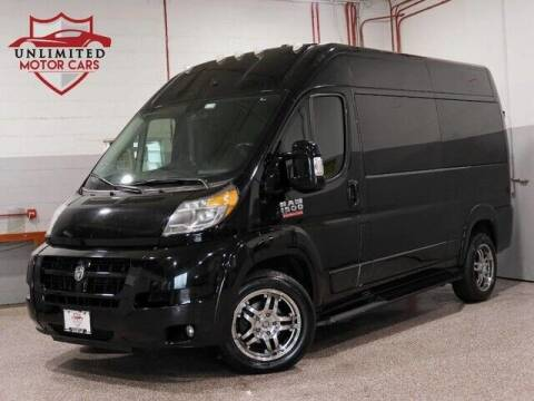 2015 RAM ProMaster Cargo for sale at Unlimited Motor Cars in Bridgeview IL