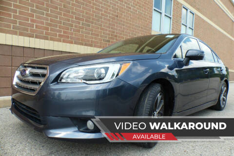 2015 Subaru Legacy for sale at Macomb Automotive Group in New Haven MI