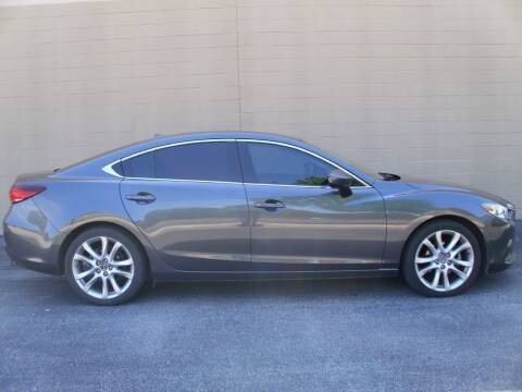 2015 Mazda MAZDA6 for sale at Big E's Auto Group LC in Marion TX
