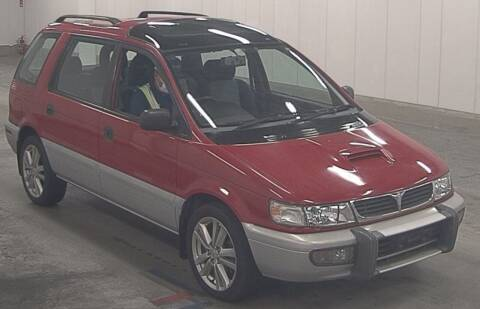 1996 Mitsubishi Chariot 4WD TURBO *INCOMING for sale at JDM Car & Motorcycle LLC in Seattle WA