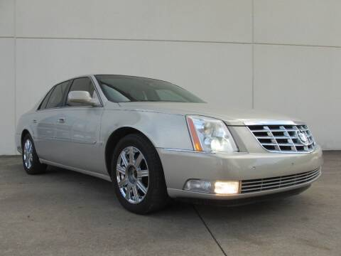 2007 Cadillac DTS for sale at QUALITY MOTORCARS in Richmond TX