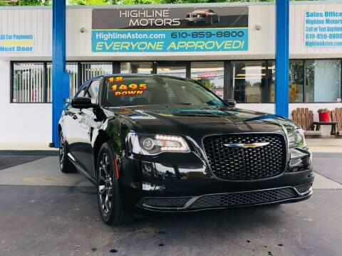 2018 Chrysler 300 for sale at Highline Motors in Aston PA