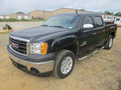 2008 GMC Sierra 1500 for sale at Geaux Texas Auto & Truck Sales in Tyler TX