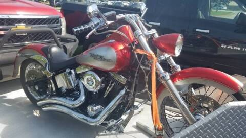 1992 Harley-Davidson Heritage Softail  for sale at Auto Pros in Rock Hill SC
