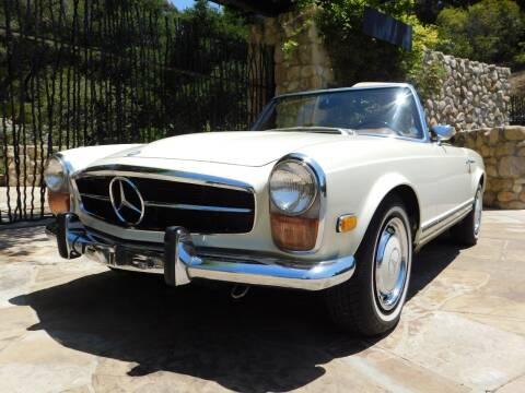 1971 Mercedes-Benz 280-Class for sale at Milpas Motors in Santa Barbara CA