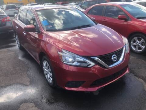 2016 Nissan Sentra for sale at Empire Automotive Group Inc. in Orlando FL