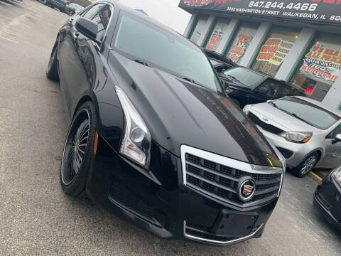2014 Cadillac ATS for sale at Washington Auto Group in Waukegan IL