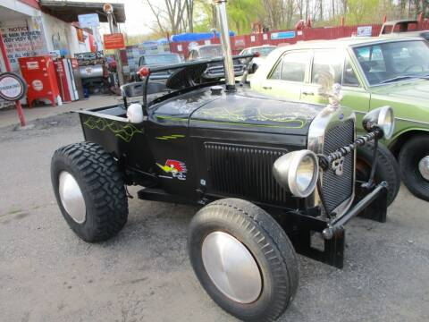 1938 Ford rat rod home made  for sale at Marshall Motors Classics in Jackson MI