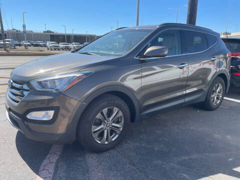 2014 Hyundai Santa Fe Sport for sale at New Start Auto in Richardson TX