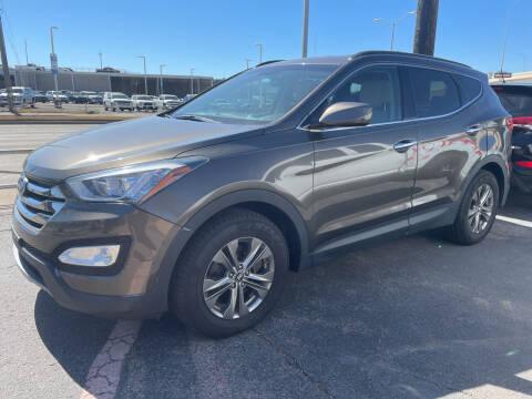 2014 Hyundai Santa Fe Sport for sale at New Start Auto in Richardson TX