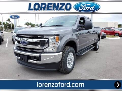 2021 Ford F-250 Super Duty for sale at Lorenzo Ford in Homestead FL