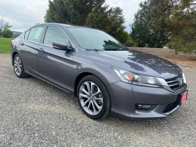 2015 Honda Accord for sale at Clarkston Auto Sales in Clarkston WA
