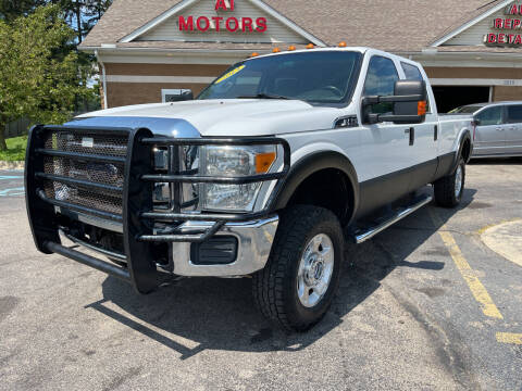 2013 Ford F-350 Super Duty for sale at A 1 Motors in Monroe MI