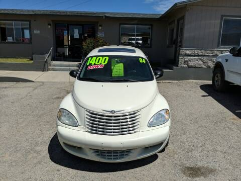 2004 Chrysler PT Cruiser for sale at Hilltop Motors in Globe AZ