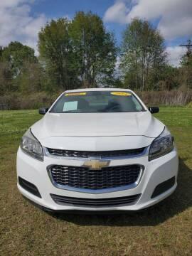 2014 Chevrolet Malibu for sale at CAPITOL AUTO SALES LLC in Baton Rouge LA