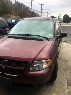 2001 Dodge Grand Caravan for sale at Delong Motors in Fredericksburg VA