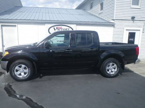 2010 Nissan Frontier for sale at VICTORY AUTO in Lewistown PA