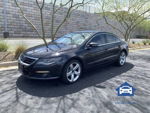 2012 Volkswagen CC for sale at AUTO HOUSE TEMPE in Tempe AZ