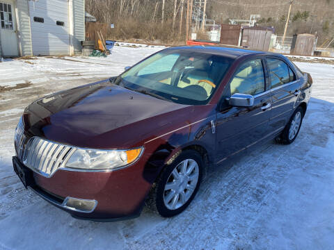 2011 Lincoln MKZ for sale at Richard C Peck Auto Sales in Wellsville NY