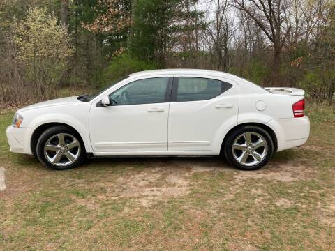 2008 Dodge Avenger for sale at Expressway Auto Auction in Howard City MI