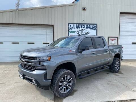 2020 Chevrolet Silverado 1500 for sale at A-1 AUTO SALES in Mansfield OH